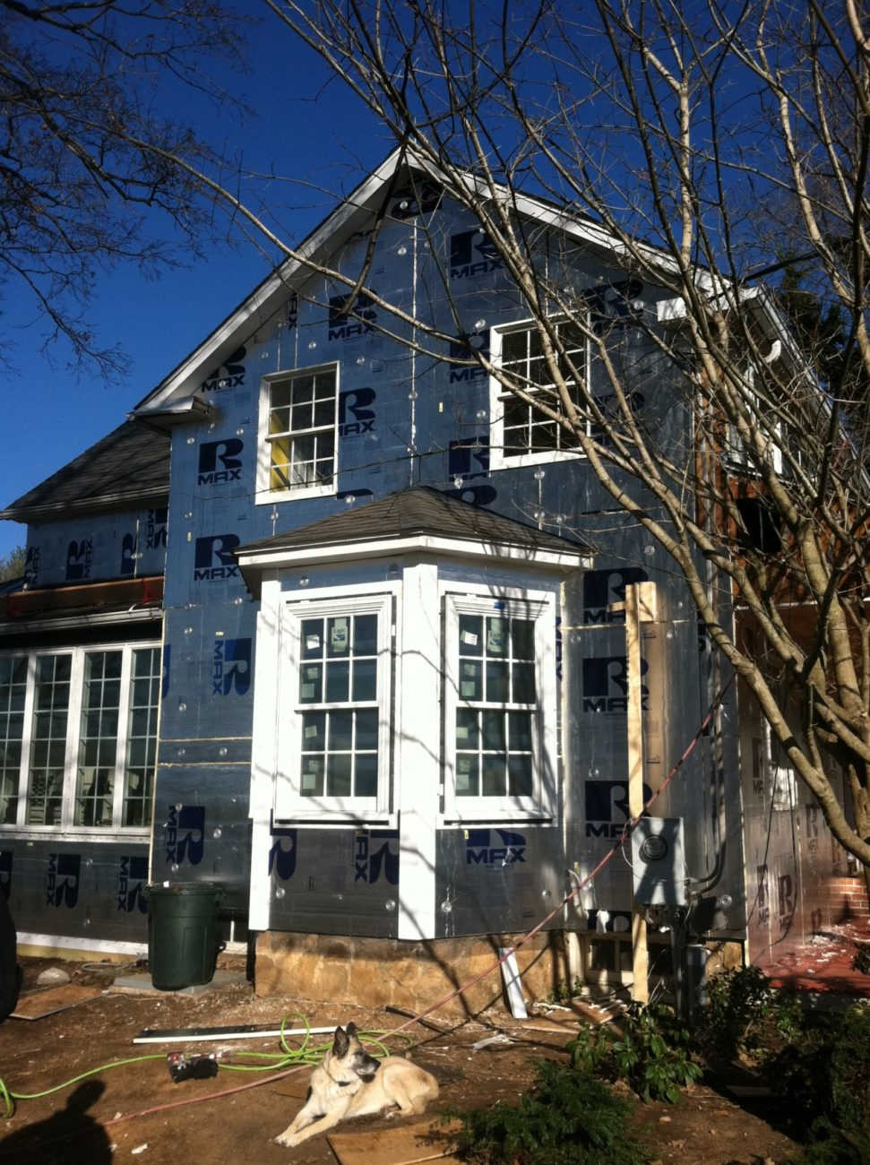 Whole House Facelift Greenleaf Construction