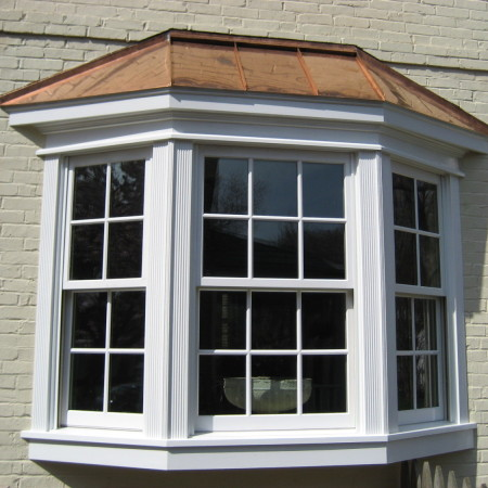Homeland Bay Window Restoration