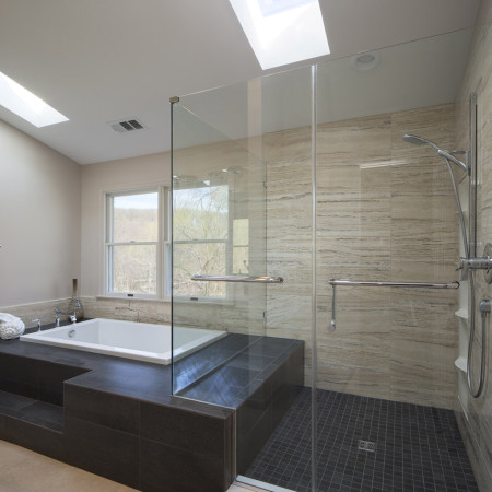 Owings Mills Master Bath